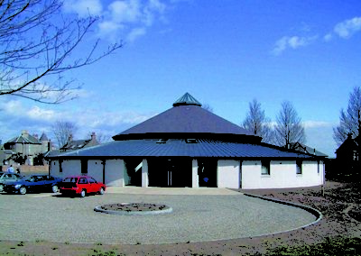 Mansefield Trinity Church, Kilwinning