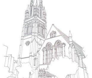 Mayfield Salisbury Church, Edinburgh