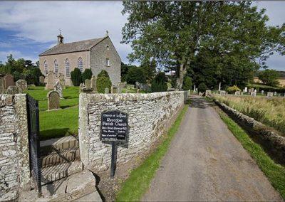 Rescobie Parish Church