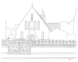Sacred Heart, Wigtown