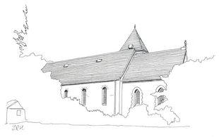 St Adrian's Church, Gullane