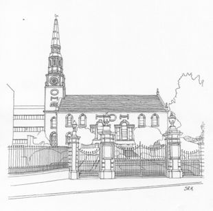 St Andrew's Parish Church, Dundee