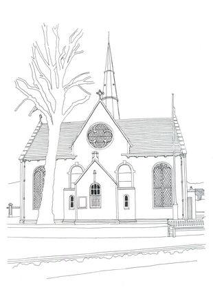 St Andrew's Parish Church, West Linton