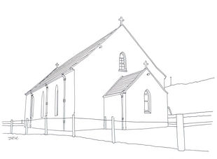 St Brendan, Craigston, Barra