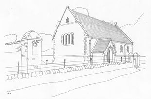 St Brendan's Church, Skipness