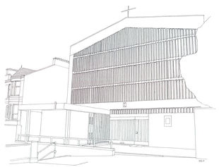 St Charles Borromeo Oratory, North Kelvinside, Glasgow