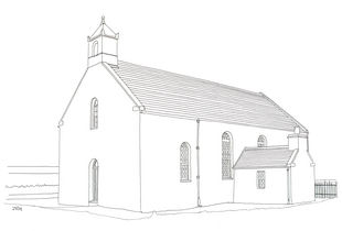 St Columba's, Longhope
