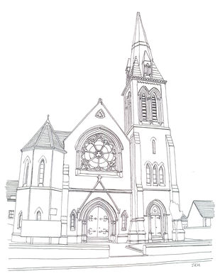 St John's & King's Park Church, Dalkeith