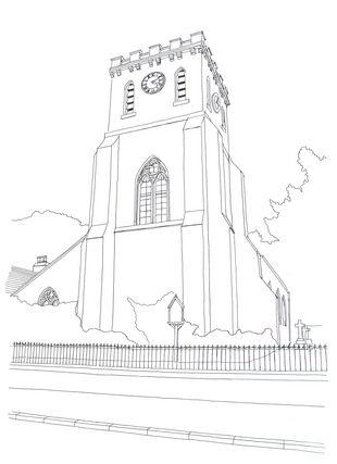 St Mary's Church, Birnam