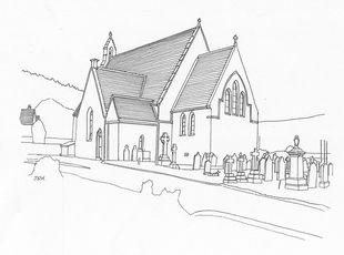 St Mary's Episcopal Church, Glencoe