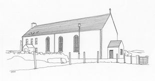 St Michael's, Ardkenneth, South Uist