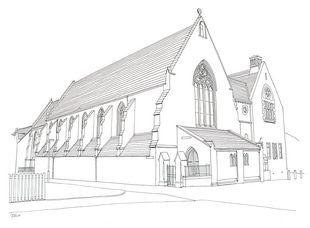 St Salvador's Church, Dundee