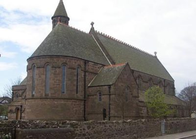 St James the Great, Stonehaven