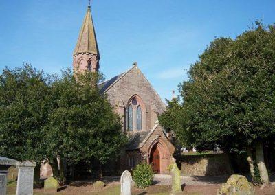 Oathlaw Tannadice Parish Church