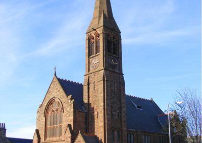 St Meddan's, Troon