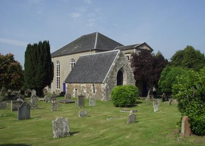 The United Church of Bute, Rothesay, Bute