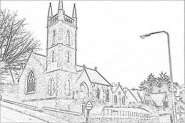 Tobermory Parish Church