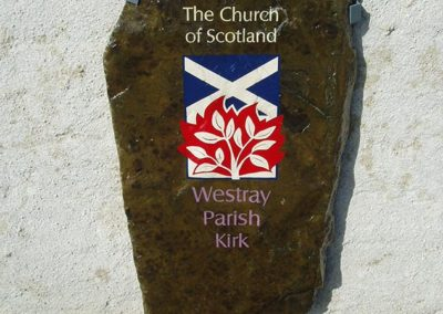 Westray Parish Kirk