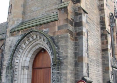 Zetland Church Grangemouth