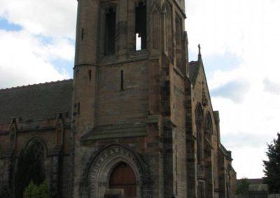 Zetland Church Grangemouth