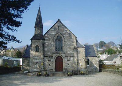 Pitlochry Baptist Church